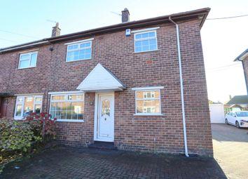 Thumbnail 3 bedroom semi-detached house for sale in Jesmond Grove, Blurton