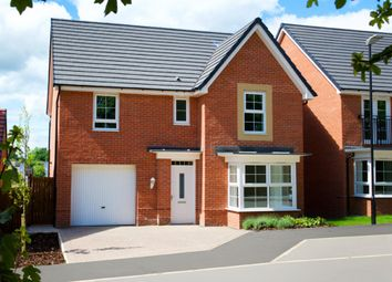 "Thumbnail 4 bed detached house for sale in ""Somerton"" at Barmston Road, Washington"