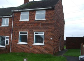 Thumbnail 3 bed semi-detached house to rent in Leybourne Road, Kimberworth Park