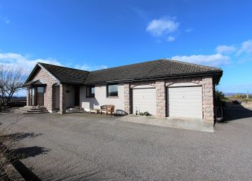 Thumbnail 3 bed detached bungalow for sale in Sianimora Gollanfield, Inverness, Highland.