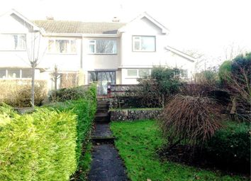 Thumbnail 4 bed semi-detached house for sale in Miskin Crescent, Miskin Village, Pontyclun, Mid Glamorgan