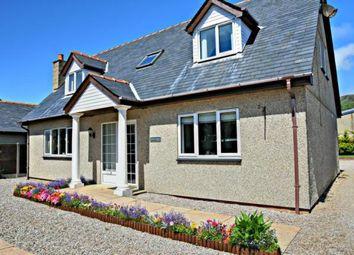 Thumbnail 3 bedroom bungalow for sale in Y Ffridd, Morfa Bychan, Porthmadog, Gwynedd