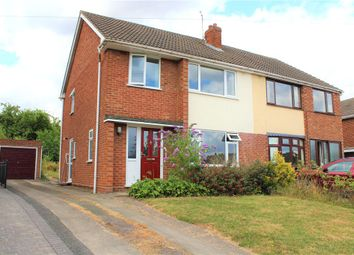 Thumbnail 3 bed semi-detached house for sale in Northumberland Avenue, Stockingford, Nuneaton, Warwickshire