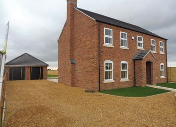 Thumbnail 5 bedroom detached house for sale in Upwell Road, Christchurch, Wisbech