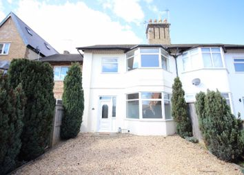 Thumbnail 3 bed terraced house for sale in Fletton Avenue, Peterborough