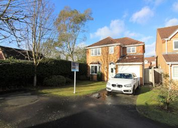 Thumbnail 4 bed detached house for sale in Pencraig Close, Kenilworth