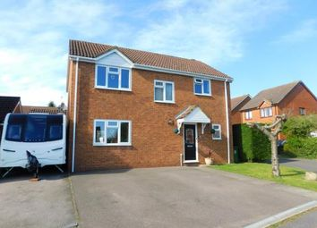 Thumbnail 4 bed detached house for sale in Crownfields, Weavering, Maidstone, Kent