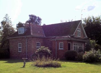 Thumbnail 4 bed detached house for sale in Trull, Taunton