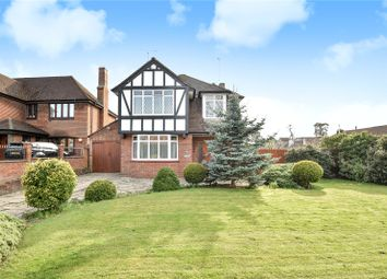 Thumbnail 4 bed detached house for sale in Fairfield Road, Uxbridge, Middlesex