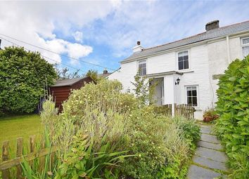 Thumbnail 2 bed end terrace house for sale in High Street, Delabole, Cornwall