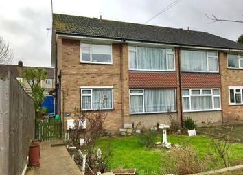 Thumbnail 2 bed maisonette for sale in Redbridge, Ilford, Essex