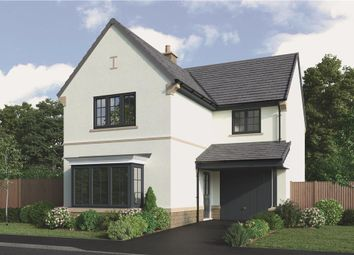 "Thumbnail 3 bed detached house for sale in ""Malory"" at High Ridge Way, Bramhope, Leeds"