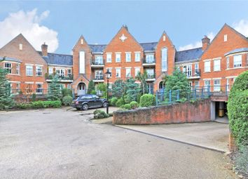 Thumbnail 2 bed flat for sale in Palmerstone Court, St Ann's Park, Virginia Water, Surrey