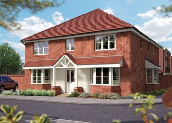 "Thumbnail Detached house for sale in ""The Winchester"" at Matthewsgreen Road, Wokingham"