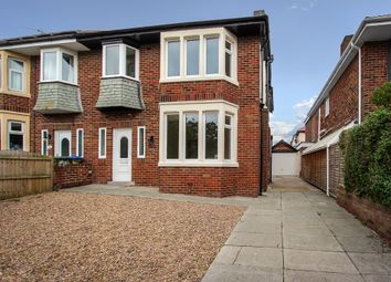 Thumbnail 4 bed semi-detached house for sale in Devonshire Road, Bispham, Blackpool