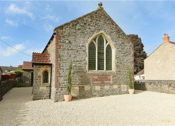 Thumbnail 4 bed detached house for sale in The Old Chapel, Writhlington, Radstock.