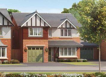 Thumbnail 4 bed detached house for sale in Gateford Park, Gateford, Worksop
