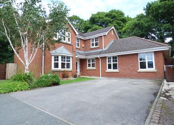 Thumbnail 4 bed detached house to rent in The Heritage, Leyland