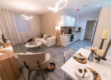 Thumbnail 1 bed flat for sale in Wagon Lane, Sheldon, Birmingham