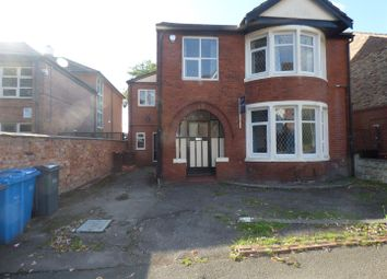 Thumbnail 1 bed property to rent in Wellington Road, Fallowfield, Manchester