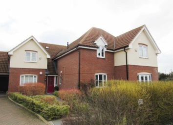 Thumbnail 1 bed flat to rent in Bryson Close, Westoning, Bedford