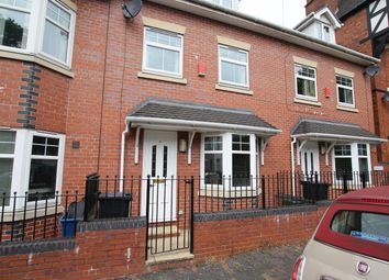 Thumbnail 3 bed town house to rent in West Brampton, Newcastle Under Lyme