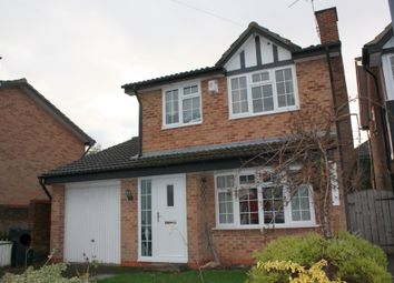 Thumbnail 3 bed detached house to rent in Grace Close, Chipping Sodbury, Bristol
