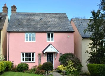 Thumbnail 3 bed detached house for sale in Charwell Meadow, Bradninch, Exeter, Devon