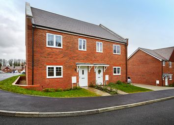 Thumbnail 3 bedroom semi-detached house for sale in Plot 11 Medstead Grange, Nelson Drive, Medstead, Alton, Surrey