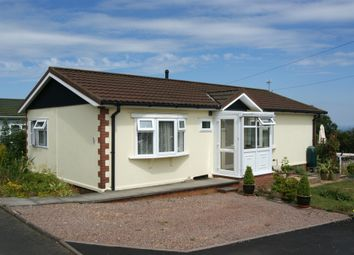 Thumbnail 2 bed bungalow for sale in Doddington Heights Park, Hopton Wafers
