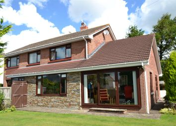 Thumbnail 4 bedroom detached house for sale in Old Bideford Road, Sticklepath, Barnstaple