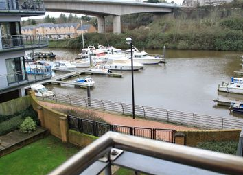 Thumbnail 2 bedroom flat for sale in Cambria, Victoria Wharf, Cardiff