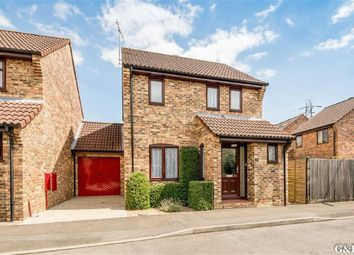 Thumbnail 3 bed link-detached house for sale in Oxen Lease, Singleton, Ashford
