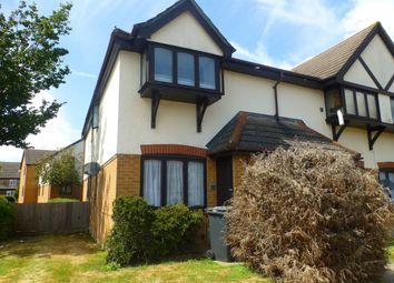 Thumbnail 1 bed maisonette to rent in Warnett Court, Willowside, Snodland