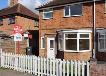 Thumbnail 3 bed semi-detached house for sale in Averil Road, Off Colchester Road, Scraptoft