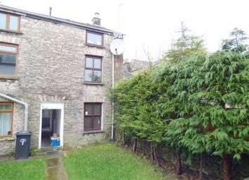 Thumbnail 2 bed terraced house for sale in Yard 15 Wildman Street, Kendal, Cumbria