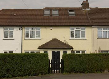 Thumbnail 4 bed terraced house for sale in Woodlands Drive, Stanmore, Middlesex
