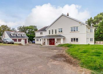 Thumbnail 5 bed detached house for sale in Pencoed Lane, Llanmartin. Newport, Gwent
