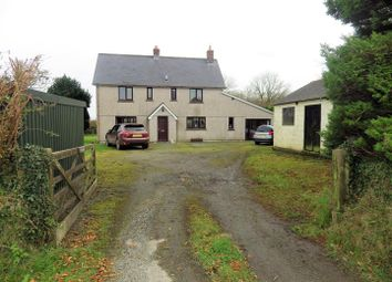 Thumbnail 4 bed detached house for sale in Thornbury, Holsworthy