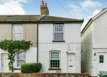 Thumbnail 2 bed end terrace house for sale in Johns Cottages, Main Road, Longfield Hill