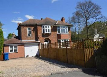 Thumbnail 5 bed detached house to rent in Rectory Lane, Breadsall, Derby