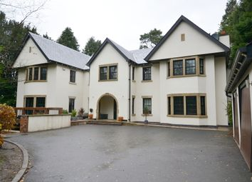 Thumbnail 5 bed detached house to rent in Croston Close, Alderley Edge