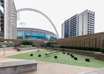 Thumbnail 1 bed flat for sale in Marathon House, Olympic Way, Wembley