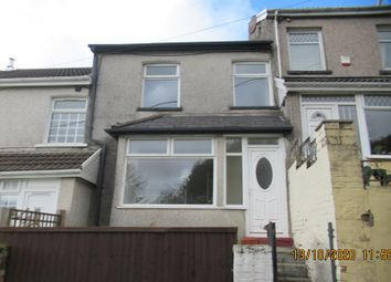 Thumbnail 3 bed terraced house for sale in 37 Oak Street, Tonypandy, Rhondda, Cynon, Taff.