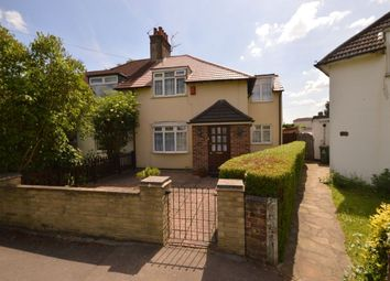 Thumbnail 3 bed semi-detached house for sale in Erith Road, Northumberland Heath, Erith