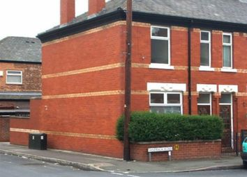 Thumbnail 3 bedroom terraced house to rent in Sandbach Road, Reddish, Stockport