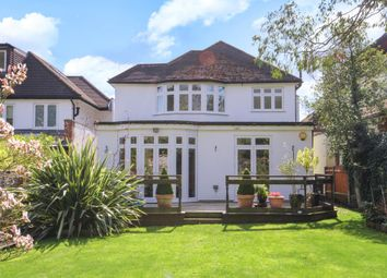 Thumbnail 3 bedroom detached house for sale in Greenway, Totteridge