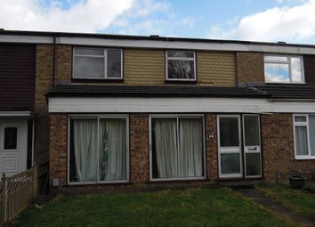 Thumbnail 3 bed terraced house to rent in Salisbury Road, Stevenage