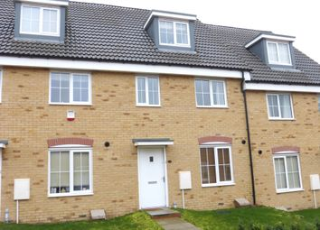 Thumbnail 3 bed terraced house for sale in Kelburn Road, Orton Northgate, Peterborough