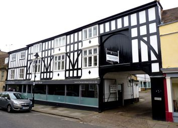 Thumbnail Town house for sale in Churchgate Street, Bury St. Edmunds